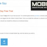 Mobile Spy Free Trial